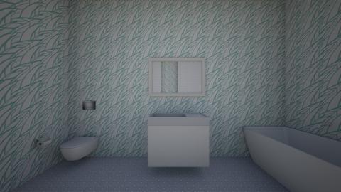 Bano 26022021 - Bathroom  - by AlliBlox