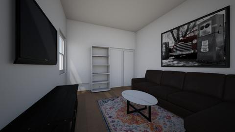 bonus room - Office - by vivialvarezzz