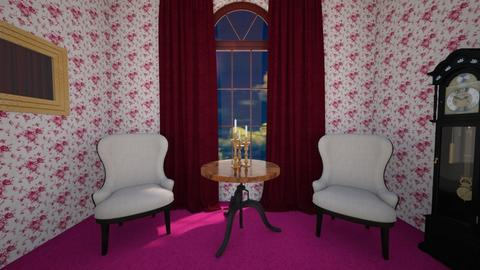 XIX GLAMUR - Classic - Bedroom - by Miss Rocio