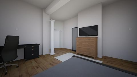 Szobam berci - Bedroom  - by Sarossi