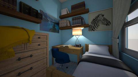 Seadside bedroom 2 - Bedroom  - by WibbleWobble