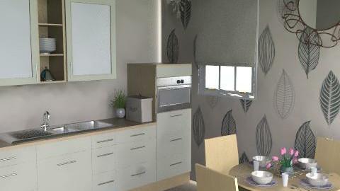 Boredom. - Modern - Kitchen  - by deleted_1519128424_HeatherInWonderl