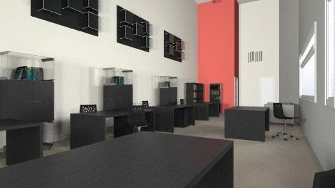 oficinas venustiano - Minimal - Office  - by mi casa