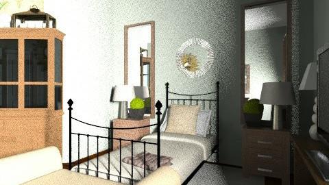 Bedroom desing - Bedroom - by leelowells1994
