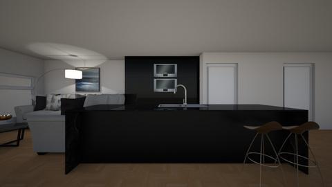 het huis - Kitchen  - by frederiqueboer