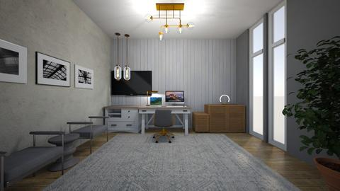 OFICINA 1 - Modern - Office  - by jemax