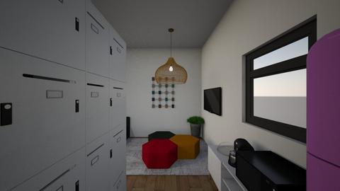 work new - Modern - Office  - by wendyisp