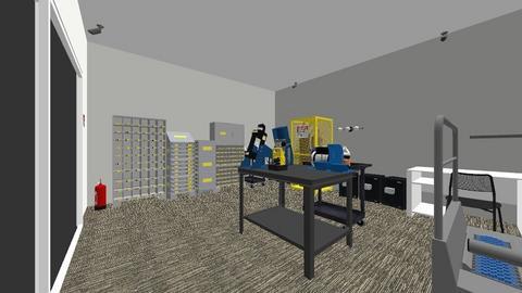 Lab - Office  - by Pierce123