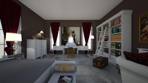Daliluxury - Classic - Bedroom  - by negraudalia