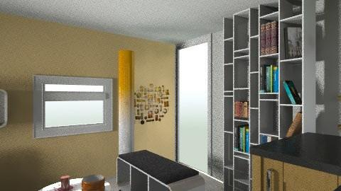 New Aprt - Retro - Living room  - by martinezvj3
