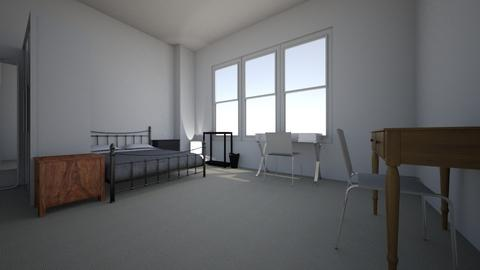 My new room - Minimal - Bedroom  - by jasimria