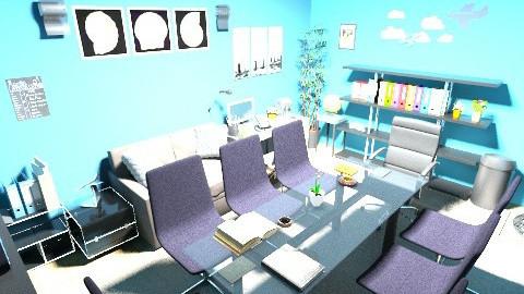 Design Kantor FI DFS 2014 - Minimal - Office  - by anggara_wirawan