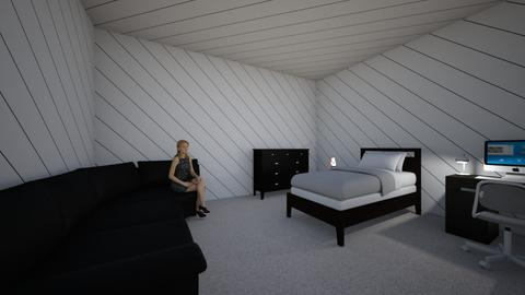 dream bedroom - Glamour - by thompssa1