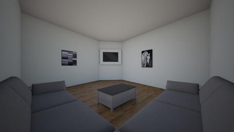 Basic room - by Tanner Kawazoe