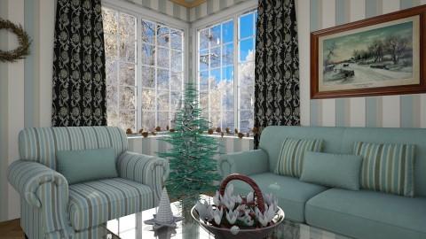 M_CM - Classic - Living room  - by milyca8
