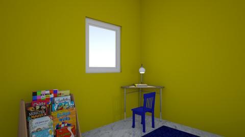 Kids Room - Office  - by shankma