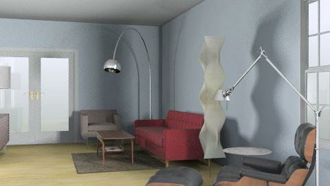 Bryan Marquardt - Modern - Living room - by Bryan Marquardt