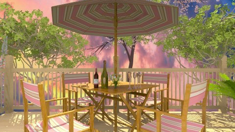 Raina - Modern - Garden  - by deleted_1566988695_Saharasaraharas