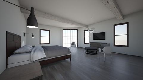 Krew Pollock - Living room  - by pvmsfacs