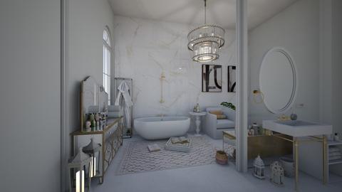 Bathroom - Bathroom - by Isolda2207