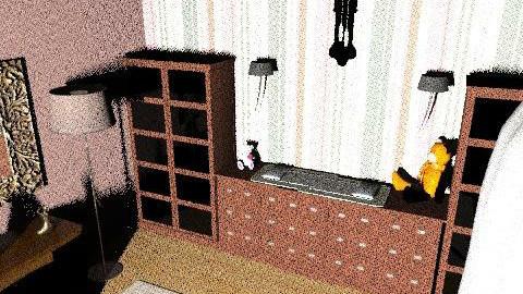 Baby Girl 2 - Modern - Kids room - by zenobiadickson