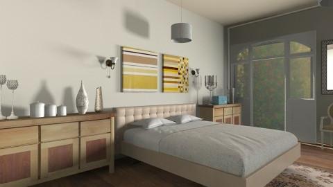 Bedroom - Glamour - by hetregent