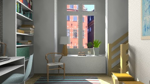Books - Office  - by Tuija