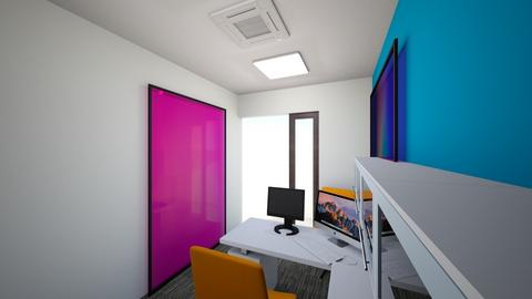 Netprotechs Sound Room - Office  - by DLMCats