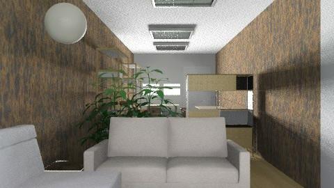 luis antonios oficce - Modern - Office  - by ARMIDA 1