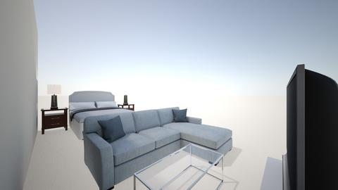 JL - Modern - Bedroom  - by Tatin L