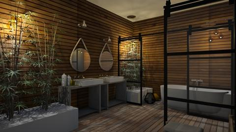 earthy - Vintage - Bathroom  - by Ripley86