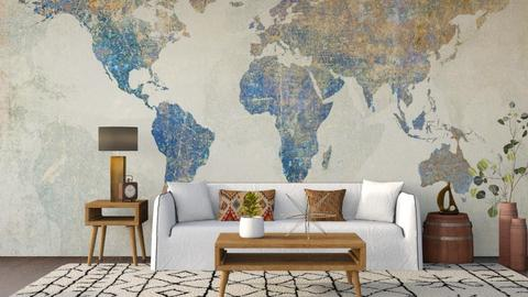 D A K O T A - Global - Living room  - by CitrusSunrise
