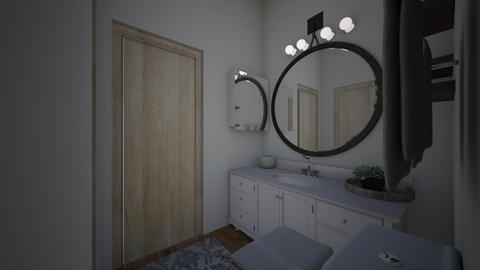Cochran home  - Bathroom  - by bpmcmahan