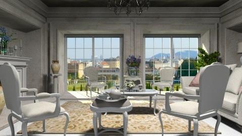 WZ - Classic - Living room  - by XValkhan
