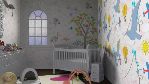 Hushabye Mountain - Feminine - Kids room  - by deleted_1519128424_HeatherInWonderl