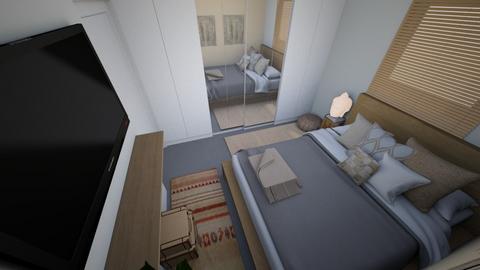 KATYAS BEDROOM - Bedroom  - by Mishel5