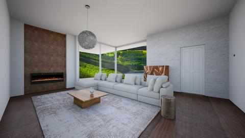 Carol - Living room  - by Ferplace
