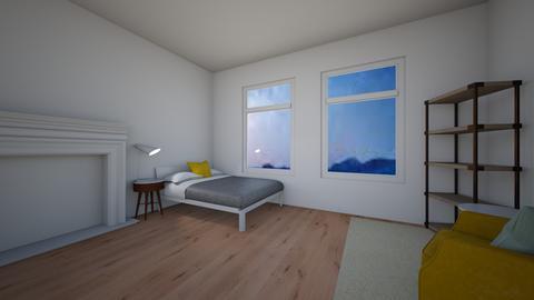 room - Bedroom - by lolafenton