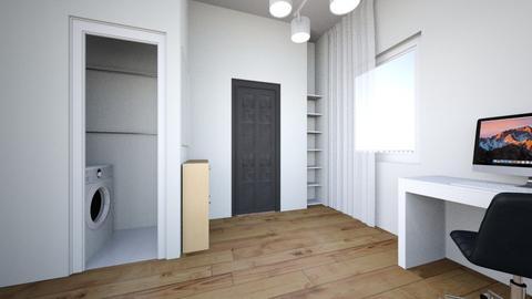 Brian M hallway - Modern - by beelive