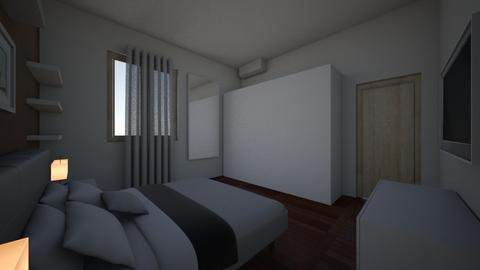 Part1  - Bedroom  - by Seremoro