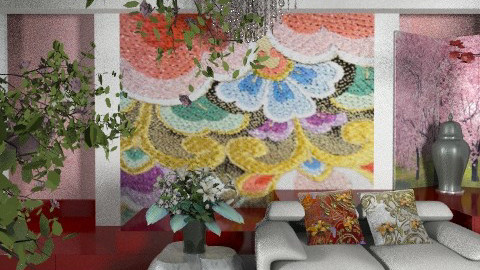 The West and Kimono - Modern - by Kjami