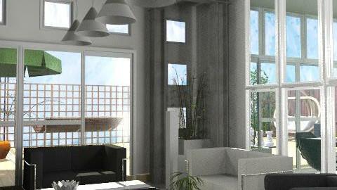 piano le corbusier VI - Retro - by calu13