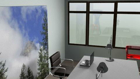 Amersfoort office - Minimal - Office  - by emilies