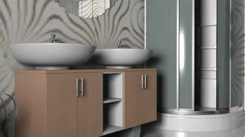 batroom mslmks 2 - Classic - Bathroom  - by mslmkus