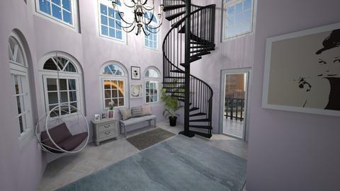Elegant Open Room - by katherinehartman