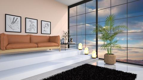 Eva - Living room  - by Meghan White