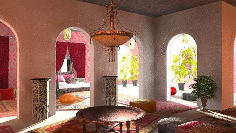 marrocco - Eclectic - Living room  - by chania