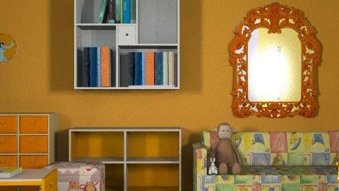 Kidzzi - Minimal - Kids room  - by SariJo