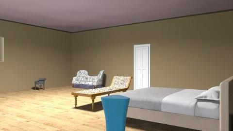 karem - Rustic - Bedroom  - by karem_4ali