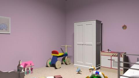 Lastenhuone - Glamour - Kids room  - by KINSTON